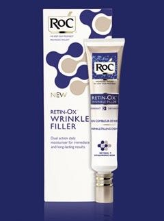 Anti-Ageing Beauty Products | 10 Best Anti-Aging | Marie Claire --- RoC Retin-Ox Wrinkle Filler, £29.99 -- great for sensitive skin, banishes wrinkles & minimizes risk of allergies/irritations. RETINOL combined w/ line plumping HYALURONIC ACID & efficacy boosting DMC. IMMEDIATE RESULTS, 72% women had better skin texture after 1 night. 8 weeks: even deep wrinkles appear filled. Read more at http://www.marieclaire.co.uk/beauty/best/9938/0/anti-ageing-beauty-products.html#uwmms7lbofBkRZqB.99