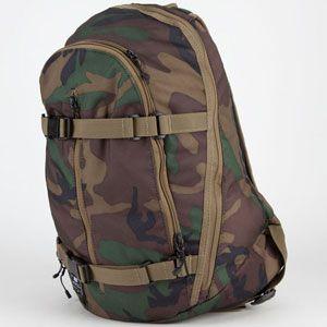 NIKE Hi Backpack #camo #backpack#hunting #nike #skate