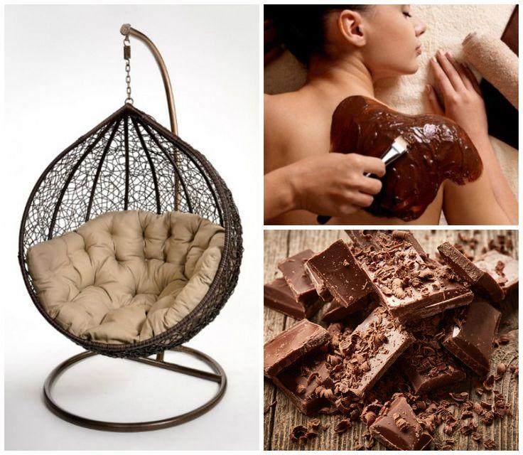 Dziś jest światowy dzień czekolady.  Czekolada nie zadaje pytań czekolada rozumie. W meblarstwie ten kolor tez często jest wykorzystywany.  Cocoon czekoladowy.  https://goo.gl/euW0KF