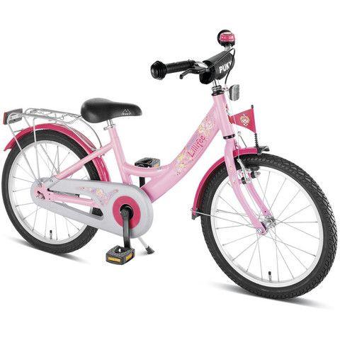 PUKY ZL 16 ALU Bike - Princess Lillifee