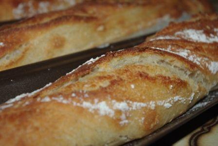 Découvrez les recettes Cooking Chef et partagez vos astuces et idées avec le Club pour profiter de vos avantages. http://www.cooking-chef.fr/espace-recettes/pains-brioches-et-viennoiseries/la-baguette
