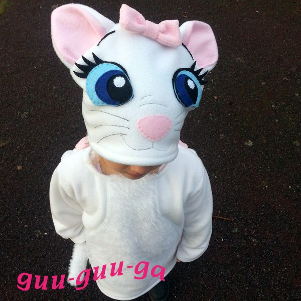 A personal favourite from my Etsy shop https://www.etsy.com/uk/listing/214923653/marie-the-cat-costume-for-baby-toddler