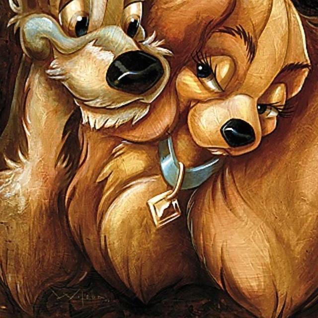 Darren Wilson- Disney art.... I want! This was my favorite movie when I was younger. Still love it. :)