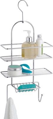 Buy HOME 2 Tier Shower Caddy at Argos.co.uk, visit Argos.co.uk to shop online for Shower accessories