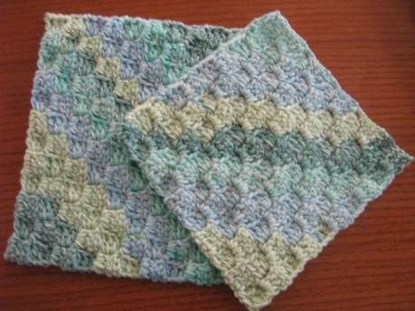 Free Crochet Pattern For Diagonal Dishcloth : CROCHET DIAGONAL STITCH PATTERNS FREE CROCHET PATTERNS