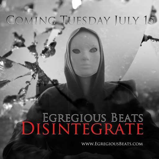 Disintegrate Poster - New Single