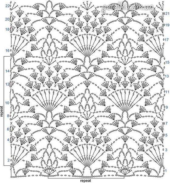 71 best Tejidos/Crochet images on Pinterest   Crochet clothes ...