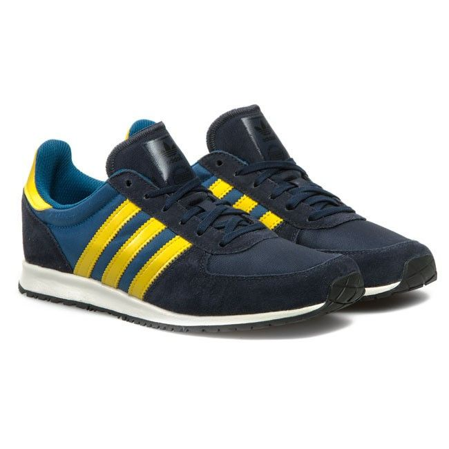 Boty adidas - Adistar Racer D65677 Legend Ink/Rhythm Yellow/Tribe Blue