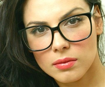 Big Glasses With Thin Frames : Best 25+ Big glasses ideas on Pinterest