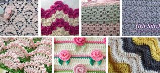 How To Crochet: 76 Crochet Stitches And Tutorials