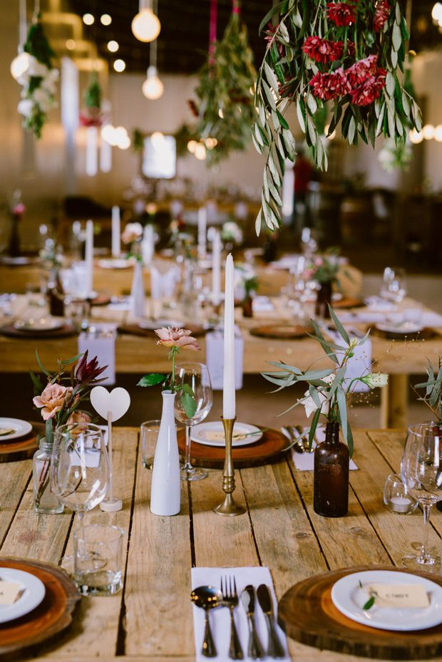 Gorgeous Autumnal South African Wedding by Lad and Lass | see this stunning wedding in full over on www.onefabday.com