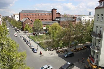 Wohnungstausch Berlin:   Wunderschöne, helle 2-Zi.Whg. in x-Kölln