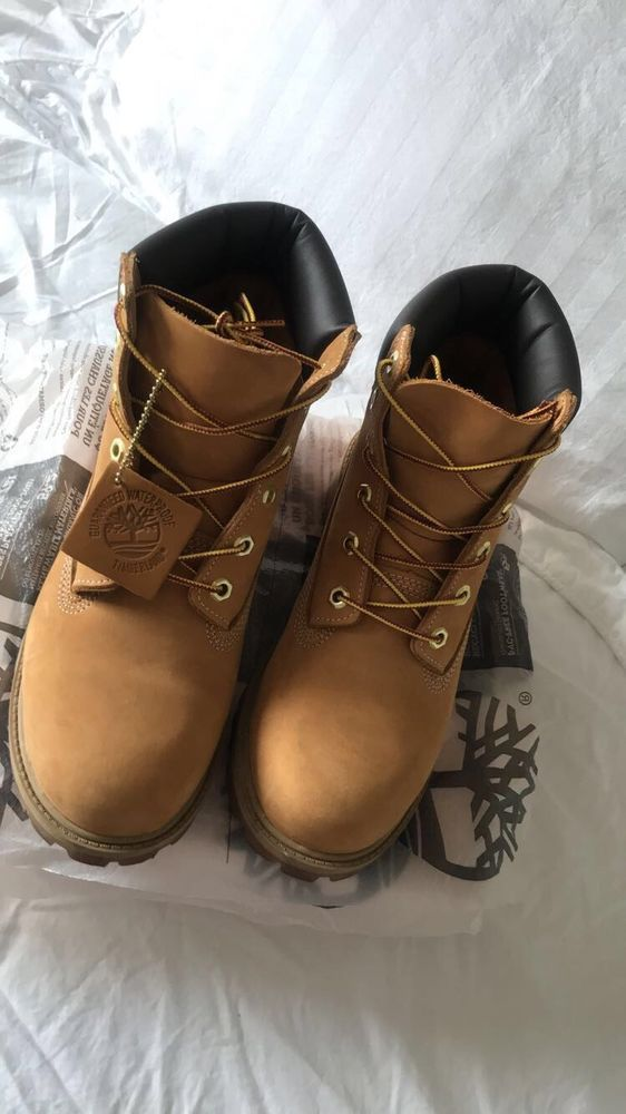414173399b4 Timberland Boots Size 8.5 Women #fashion #clothing #shoes ...