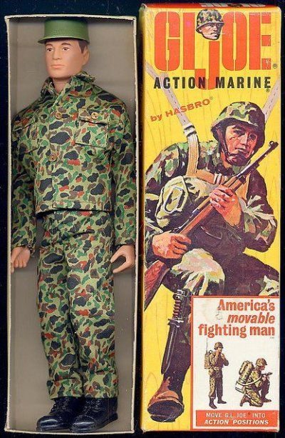 Original GI Joe | makes me think of my little brother...