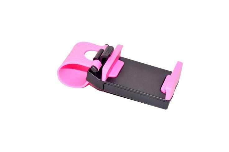Steer Phone Holder Pink Rp 25.000