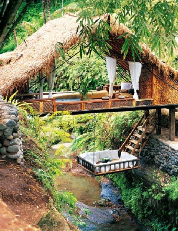 Tropical Bedroom #anthropologie #pintowin