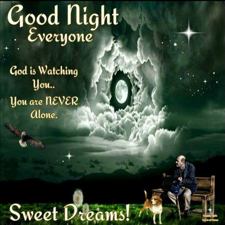 Good Night, God Bless!! | Inspirational Messages ...