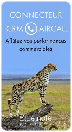 Connecteur CRM et Aircall : Affutez vos performances commerciales : #CTI