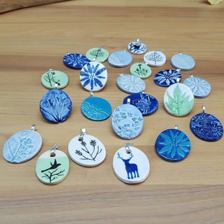 Ceramic Pendants