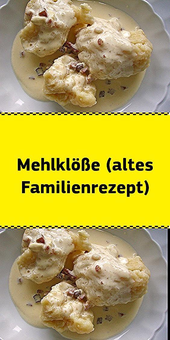 Zutaten 500 G Mehl 2 Ei Er 1 Tl Gestr Salz 1 Prise N Muskat 1 4 Liter Milch Zubereitung Siebe Das Mehl In Eine Grosse Food Recipies Food And Drink Recipes
