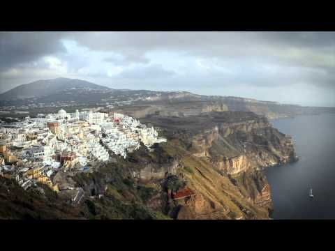 Time lapse Santorini, Greece. http://almostfearless.com (music by Dean & Britta)