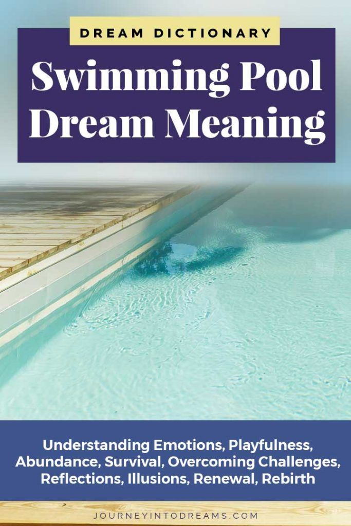 Swimming Dream Meaning Dream Symbols Meant To Be