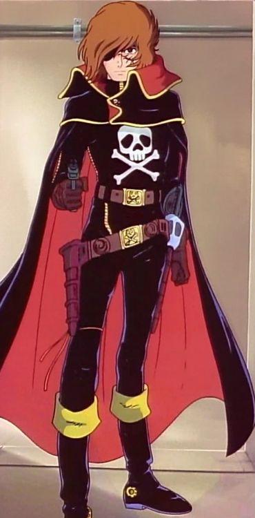 Captain Harlock   Endless Orbit SSX