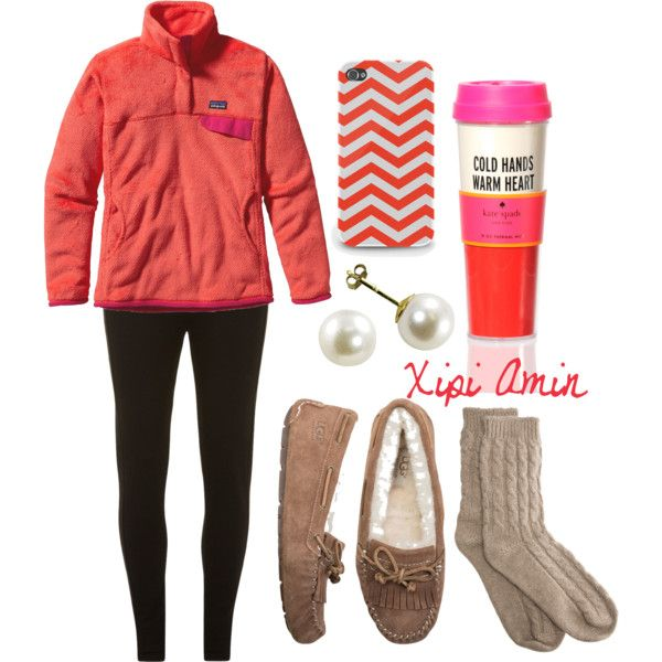 Cold Hands. Warm Heart., created by xipiamin on Polyvore