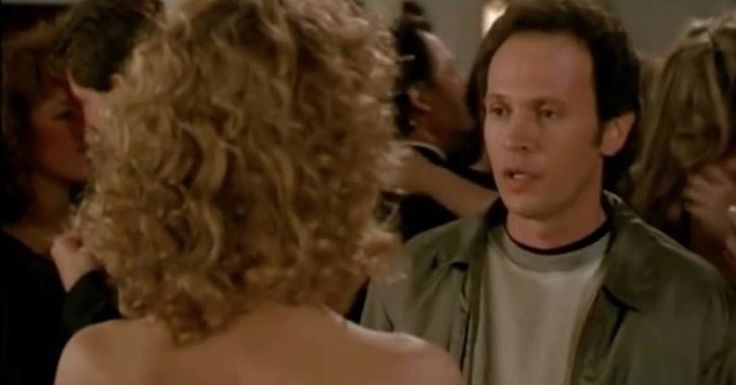 """Billy Crystal, 'When Harry Met Sally' (1989) """"When you realize you want to spend the rest of your life with somebody, you want the rest of your life to start as soon as possible"""