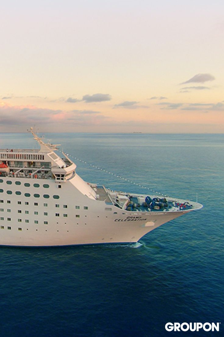 Grand Celebration Itineraries and Sailings on iCruise.com