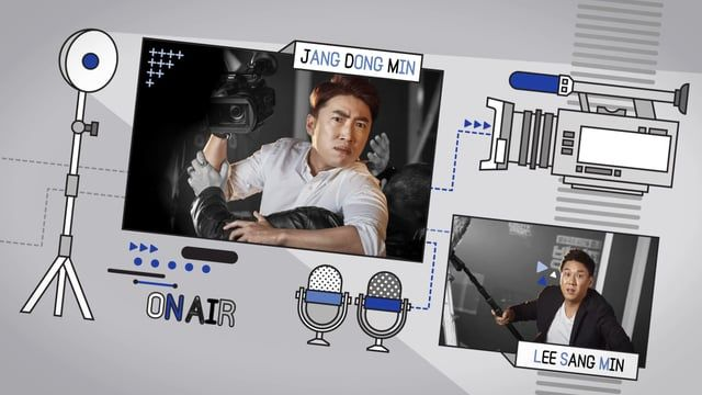 CJ E&M / tvN Brand Design Team  Date: 2015.11  Role: Planning & graphic & motion  Creative Director: MJ Kim  Art Driector: JM Song  Designer: JN Kim