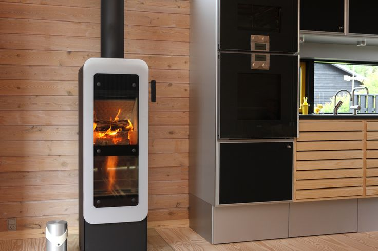 The #Bionic stove is a combination of well-known #technology and new #hightech thinking. #Eco #Fireplace