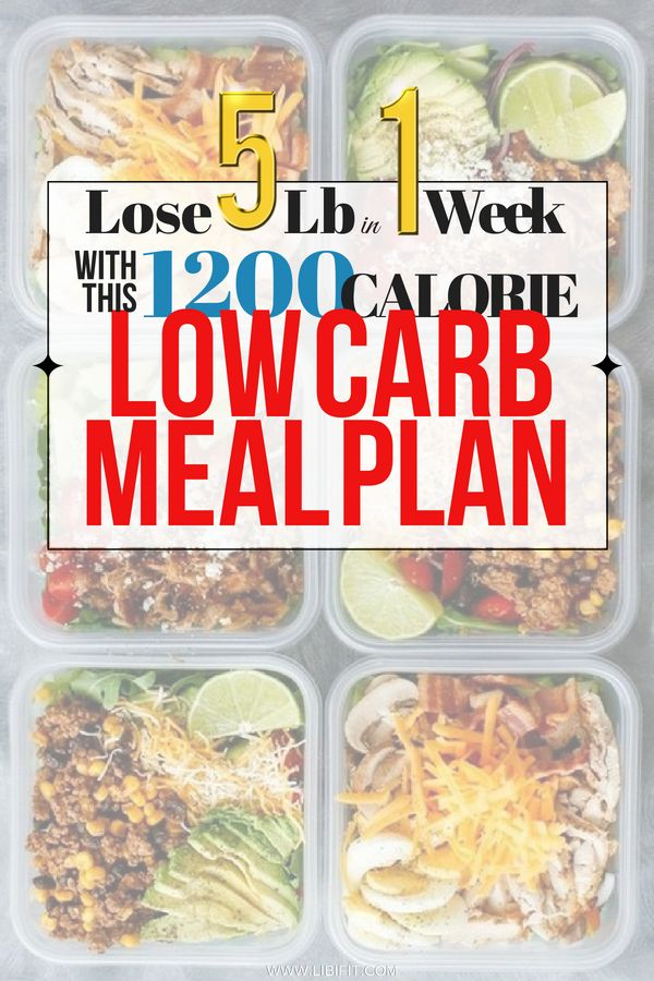 1200 calorie low carb diets work like magic.  If you are looking for an easy low…