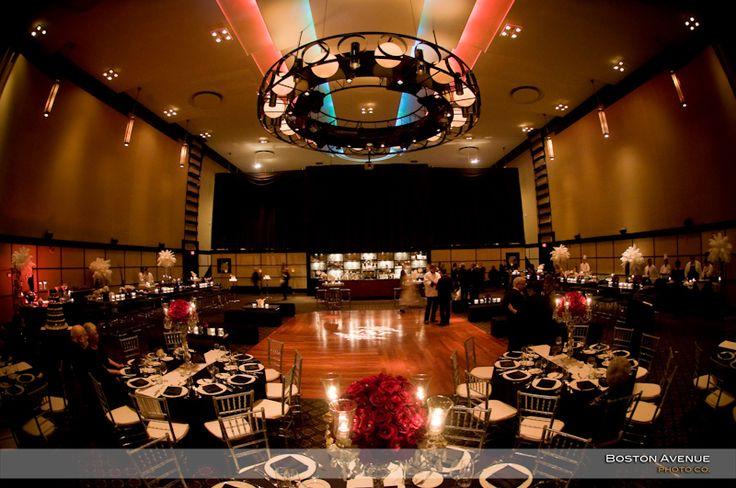 Eglinton Grand wedding reception