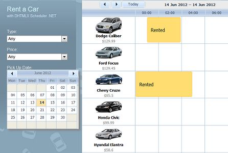 how to build a calendar app