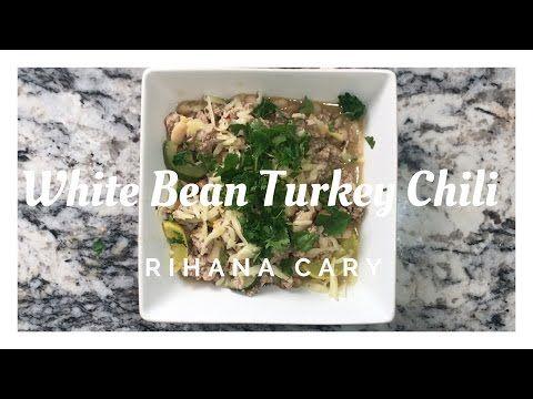 Wild Game Recipe: White Bean Turkey Chili