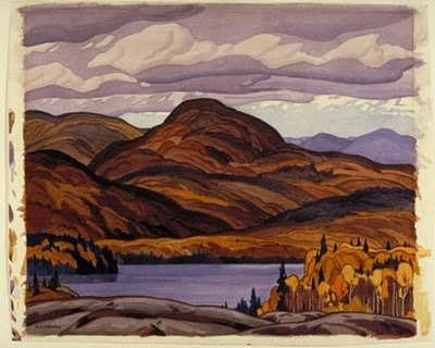 "A. J. Casson, ""Pike Lake"" (c. 1929)"