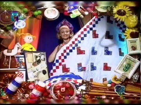 Лоскутное шитье. Шьем сердечное лоскутное одеяло, делимся секретами стеж... Technique de patchwork