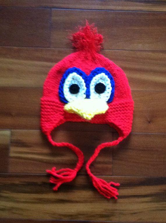 St. Louis Cardinals Fredbird Inspired Hat by BudafulDesignsbyBarb, $32.00
