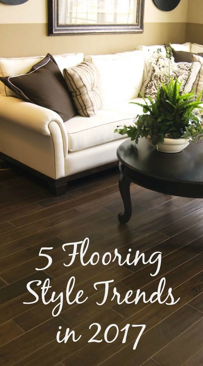 5 Flooring Style Trends in 2017 For Home Décor Enthusiasts. Are you wondering…