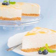 Aunty's Quick No-Bake Lilikoi Cheesecake This easy no-bake lilikoi cheesecake can be made and served in minutes or made ahead of time.