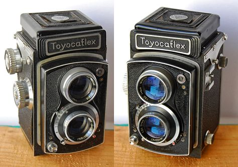 1955 TOYOCAFLEX MODEL II