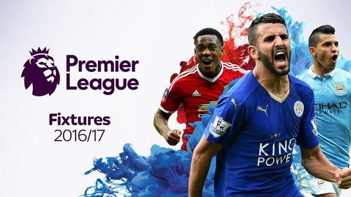 Jadwal Pertandingan Premier League 2016/2017 Pekan 25