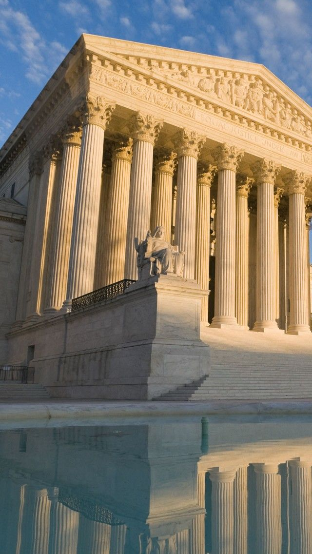United States Supreme Court Building, Washington Dc