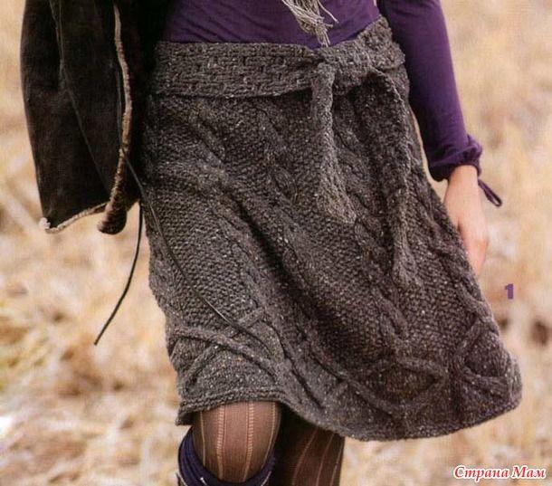 Модели юбок в Вашу коллекцию