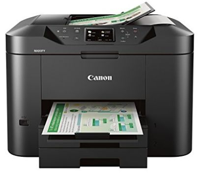Canon Office and Business MB2720 Wireless All-in-one Printer, Scanner, Copier