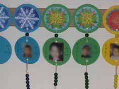 ......mamamisas welt......: Geburtstagskalender nach Montessori