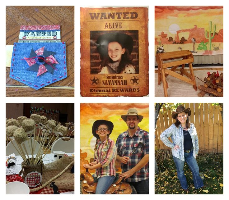 A fun Western Daddy Daughter Theme that included dinner, dancing, and games.