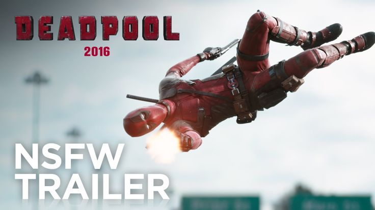 The Funny and Bloody New 'Deadpool' Trailer Brings the Action, Witty Jokes, and Love