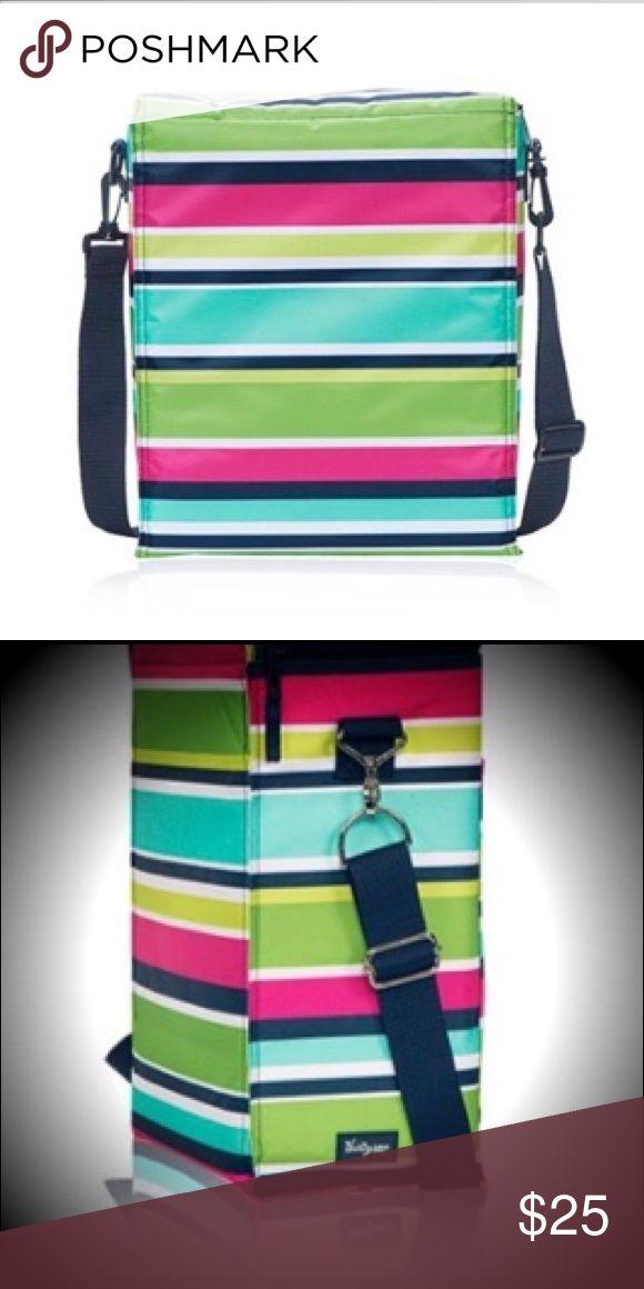 Thirty One Preppy Pop Picnic Thermal NIB Thirty One Preppy Pop Picnic Thermal NIB Thirty One Bags Travel Bags